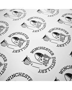 Bespoke Vinyl Stickers