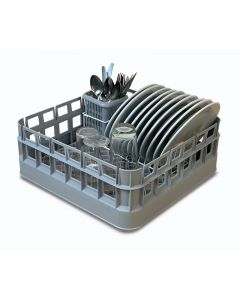 Glasswasher Basket Plate and Cutlery Insert
