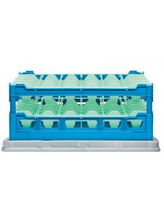 Dishwasher Cup Rack With 5 Terraces - Cup Width Up To 80MM