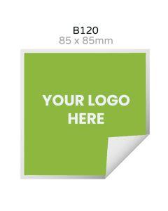 Personalised & Custom Design Square Labels