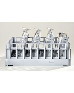 Glass Washer Basket with 4 Glassrelax