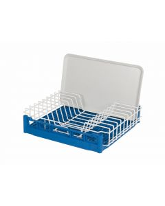 Tray Rack with 2 Open Sides