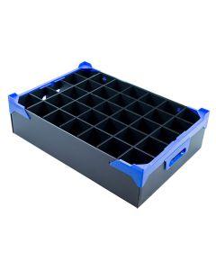 Hi-Ball & Inverness Glass Storage Box