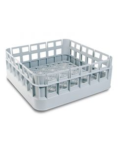 Bistro GLASSWASHER Rack 400x400MM (+ 4 Glass Relax)