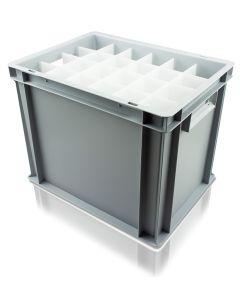 Prosecco Glass Euro Storage Box