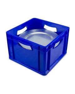 Charge plate storage box