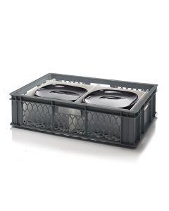 Tableware Storage Crate