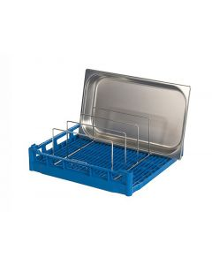 Dishwasher Rack for 4 Insulated Meal Trays