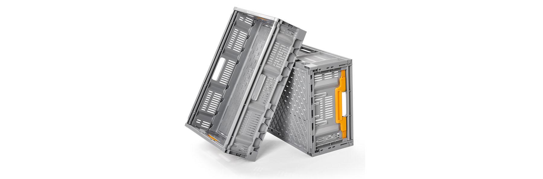 Folding Euro Boxes