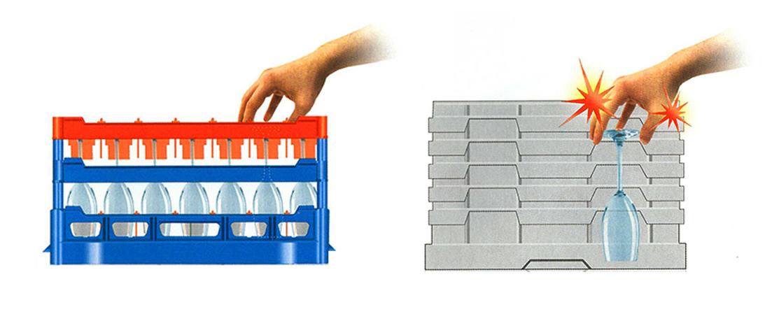 Best Dishwasher Racks for Commercial Dishwasher Racks